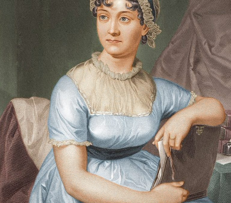 Dear Miss Austen: An apology letter to Jane Austen