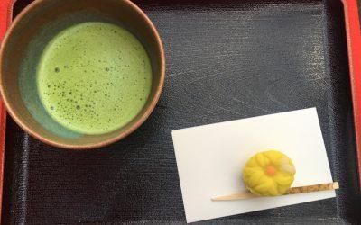 A Cup Of Tea In Tokyo