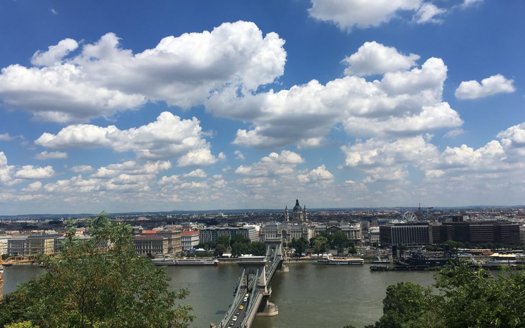 The Best View in Budapest
